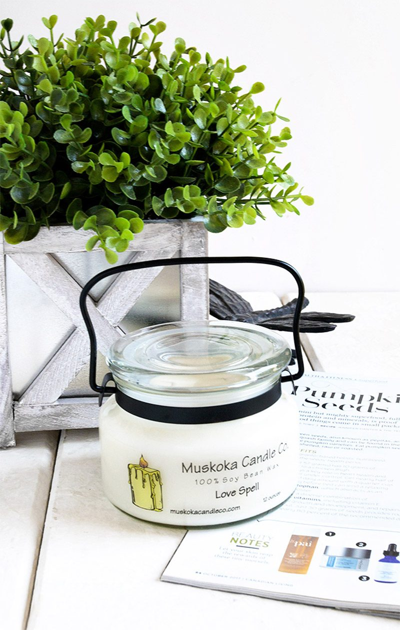 Muskoka Candle Co | What is Soy Wax